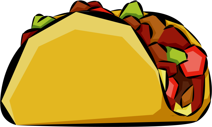 Taco jhin lotus trap. Tacos clipart comic