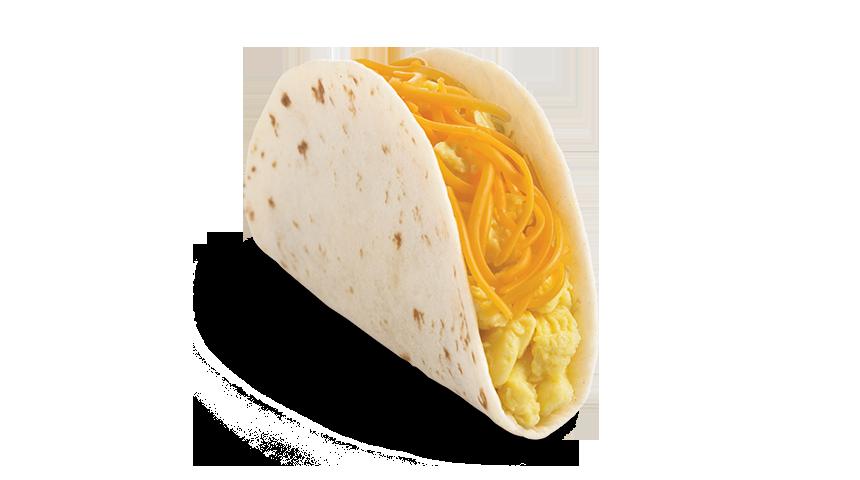 Tacos clipart crunchy. Del taco food breakfast