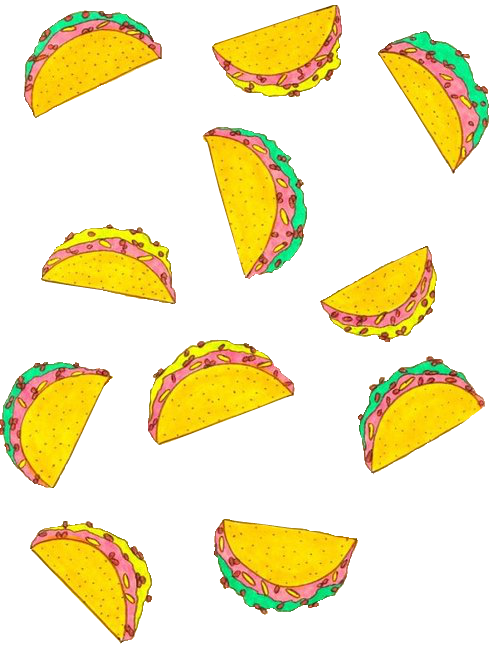 Tacos clipart i love. Pin by luc a
