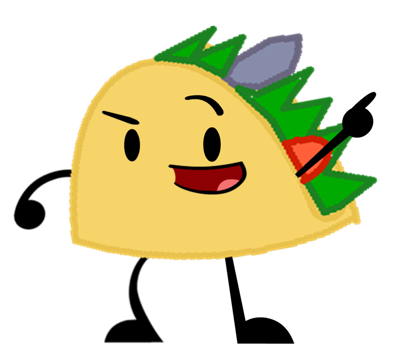 Image taco png object. Tacos clipart smile