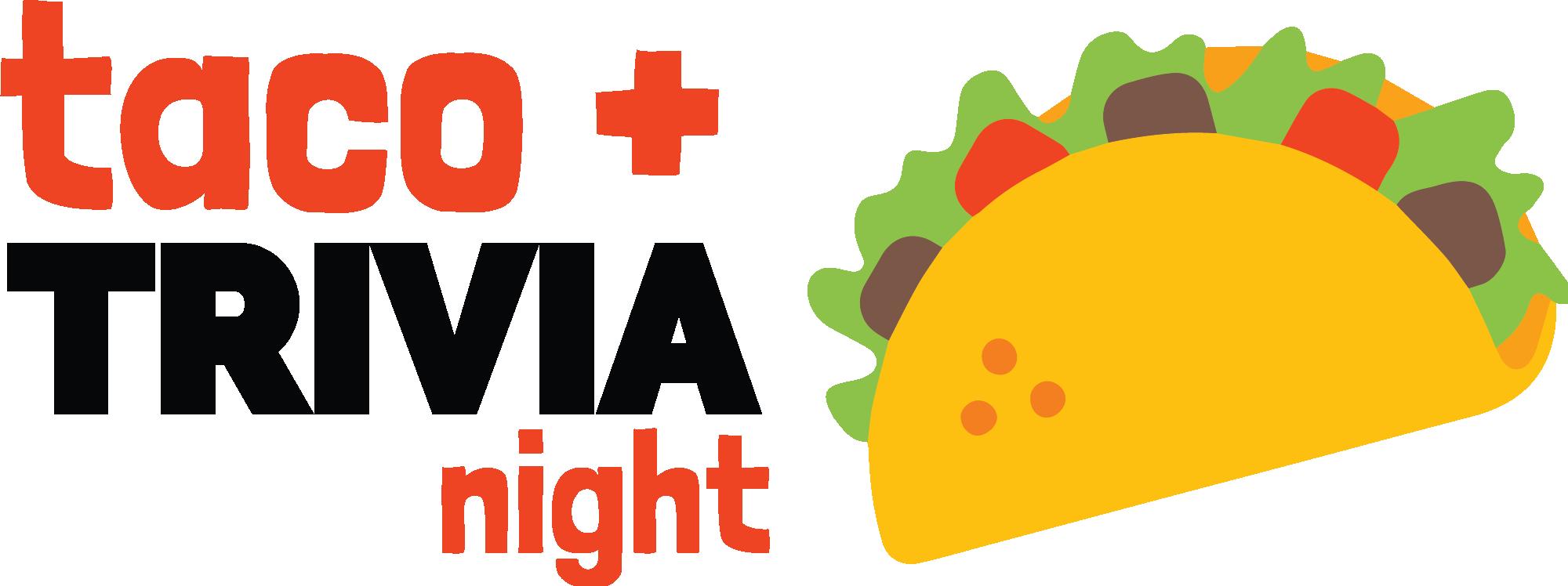 Tacos clipart taco night.  trivia d education