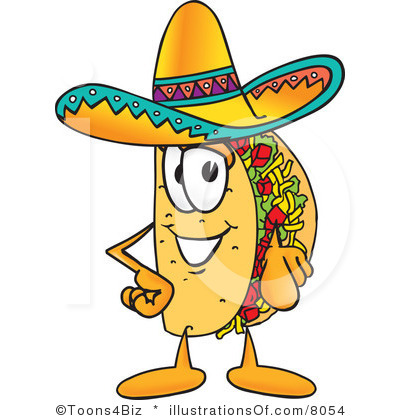 Free download best on. Tacos clipart taco person