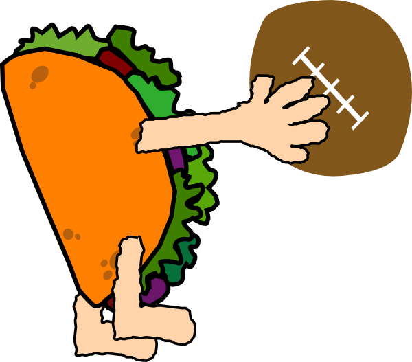 Tacos clipart vector. Td taco clip art