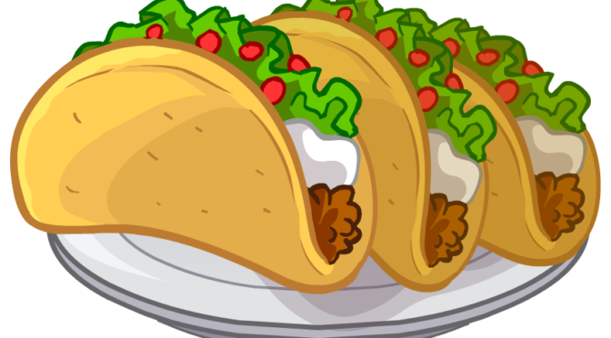 Group plate of png. Tacos clipart