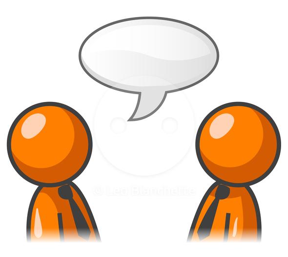 Talk clipart. Person talking