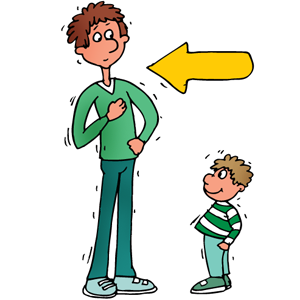 List of synonyms and. Tall clipart