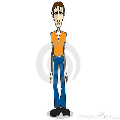 Tall clipart. Person