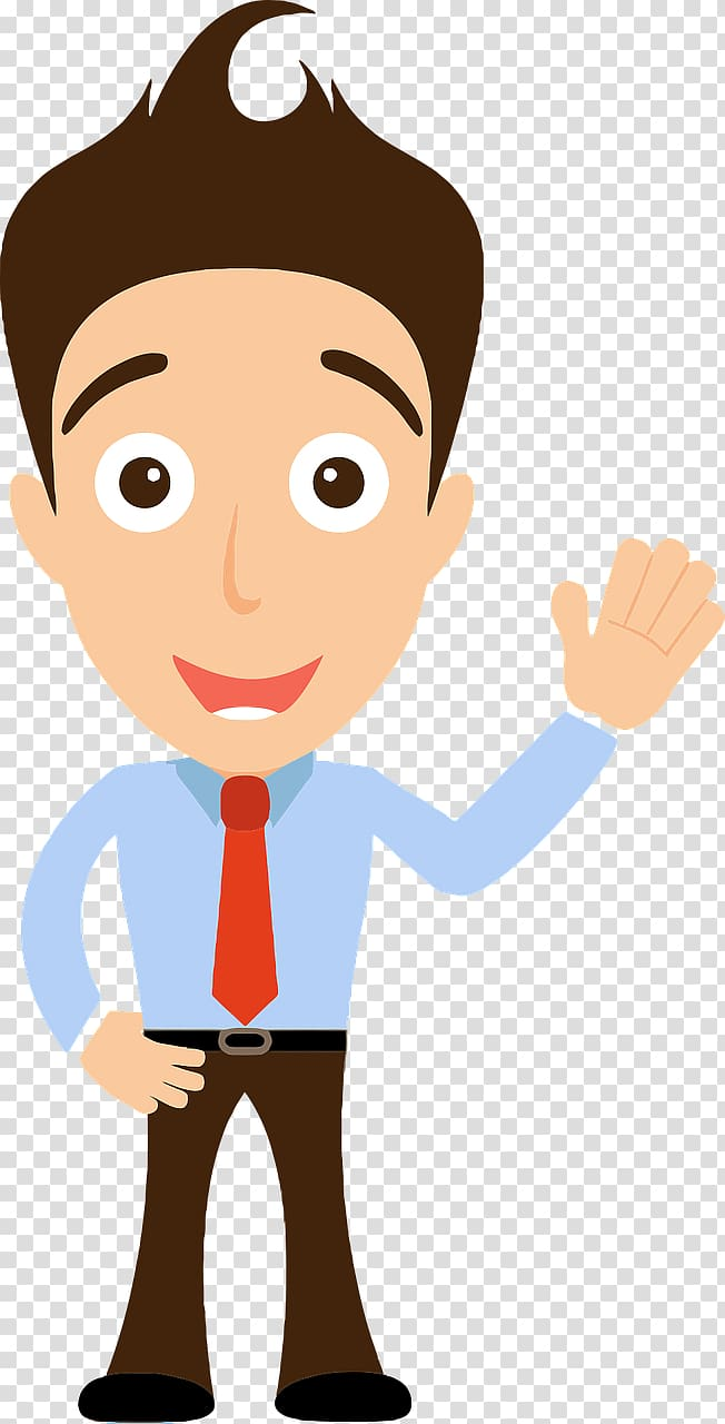 Tall clipart attractive man. Blue dressed illustration free