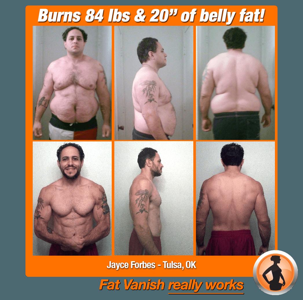 Vanish lose weight burn. Tall clipart fat