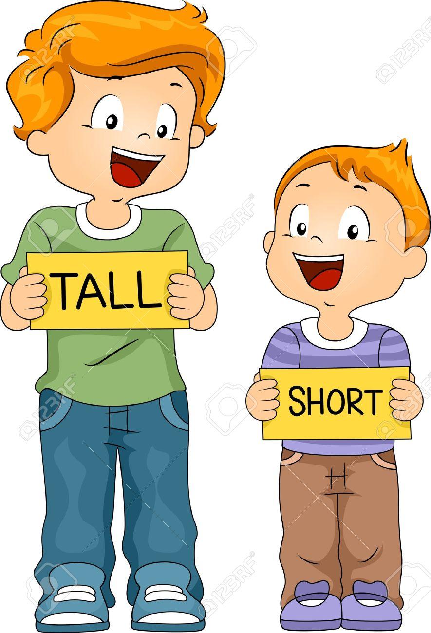 And short portal . Tall clipart tall boy
