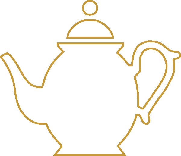 Tea outline