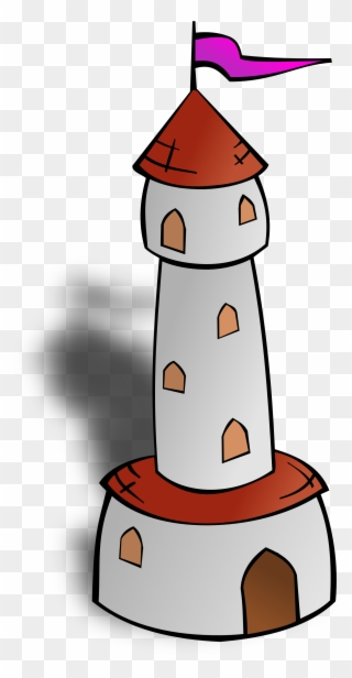 Tower clipart tall tower. Free png clip art