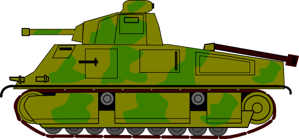 Army clipart army tank. Military clip art at