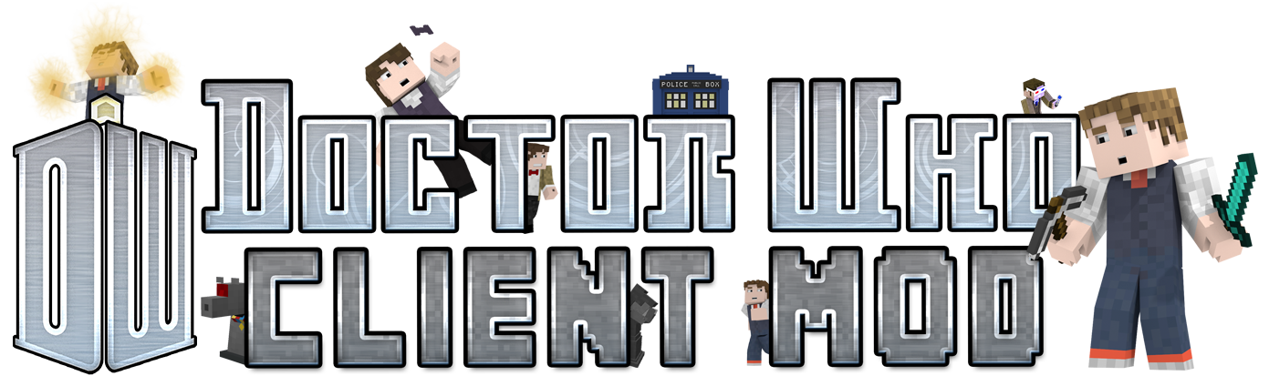 Doctor who client mod. Tardis clipart current