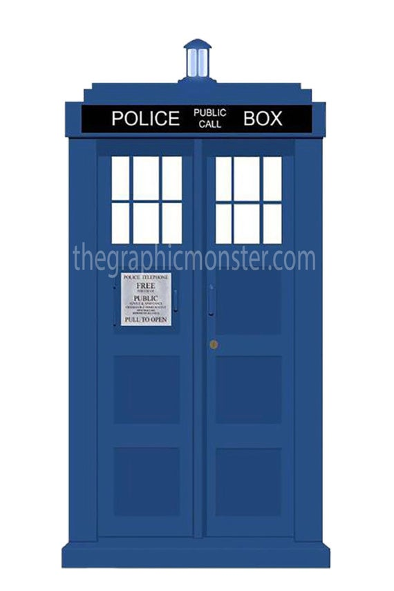 Tardis clipart current. Clip art dr who