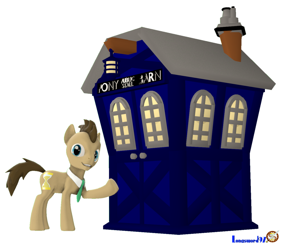 Doctor whooves by longsword. Tardis clipart current