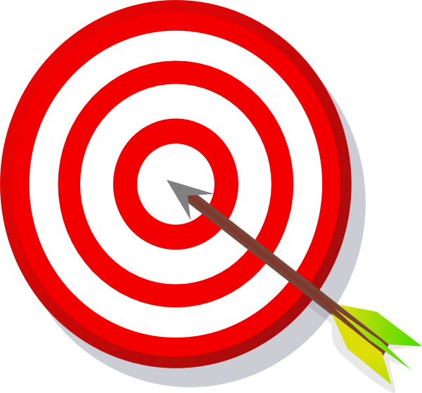 bullseye clipart clip art