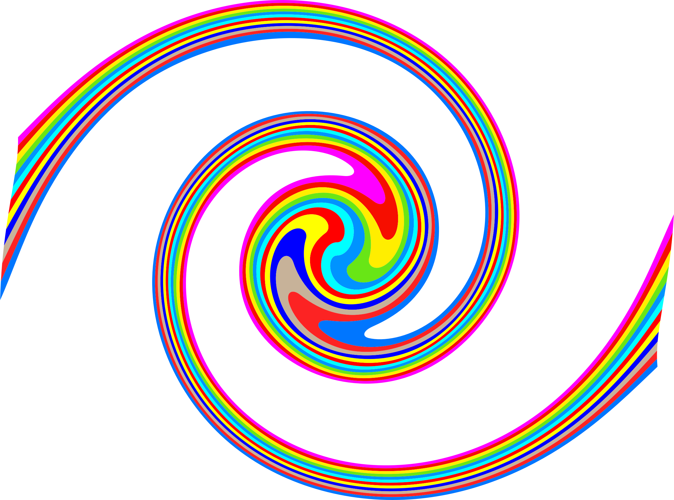 The rainbow icons png. Taste clipart clip art
