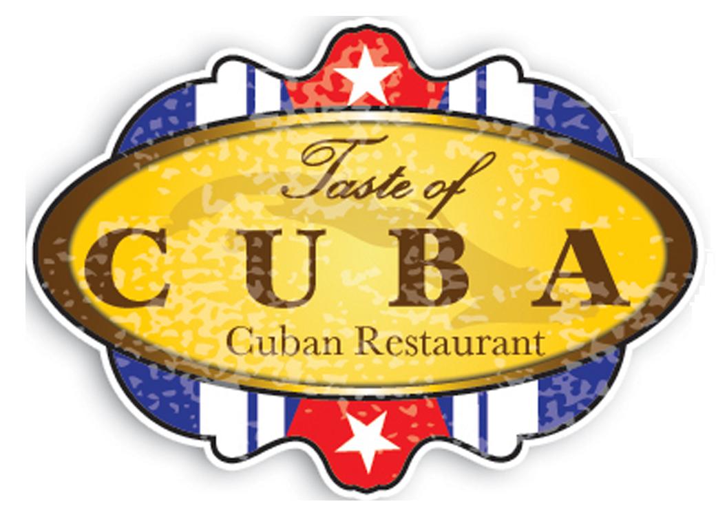 Taste clipart food tasting. Of cuba logo