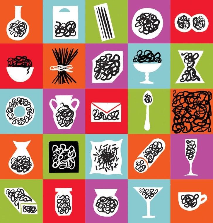 The illusion of new. Taste clipart make sense