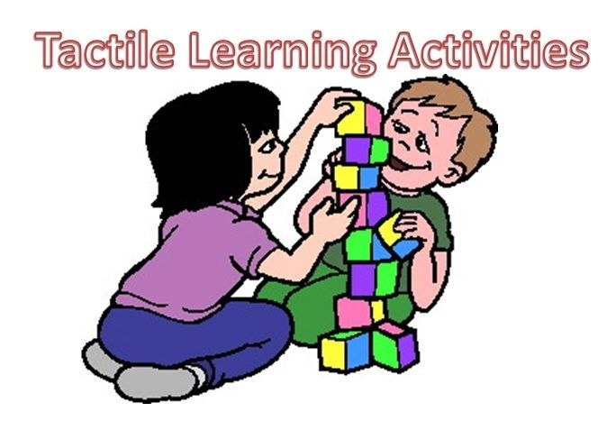 Effective activities to help. Taste clipart tactile learning