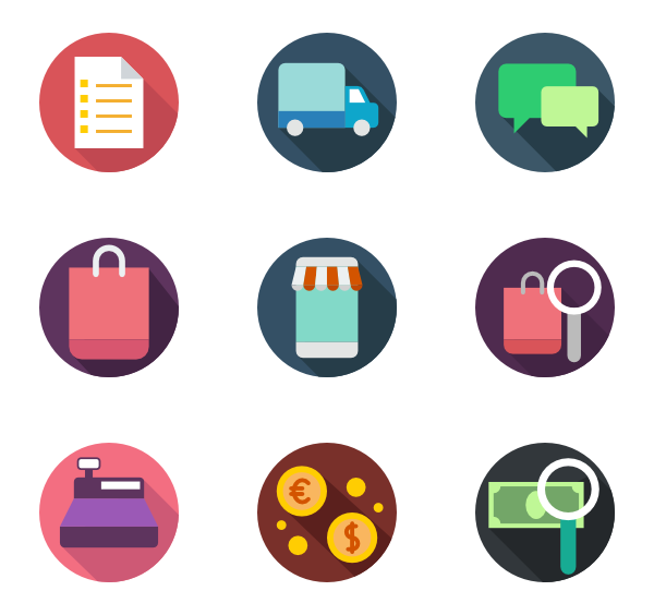Tax clipart flat icon.  label packs vector