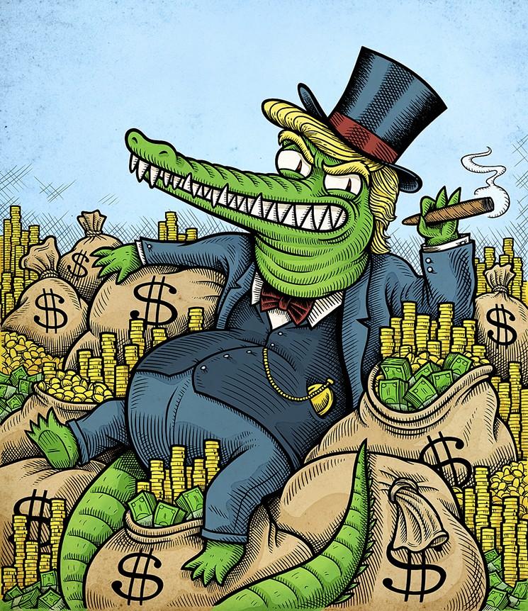Tax clipart government corruption. Miami dade s most