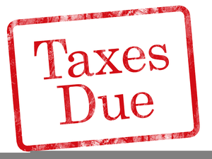 Paying taxes free images. Tax clipart paid