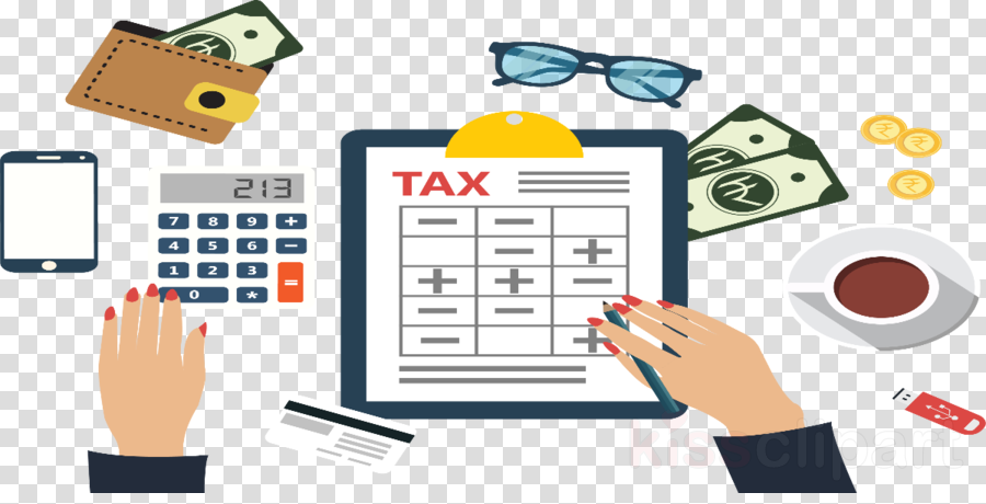 Services icon text product. Tax clipart tax accounting