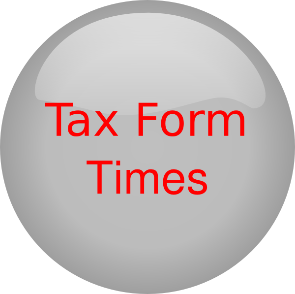 Form times clip art. Tax clipart tax statement