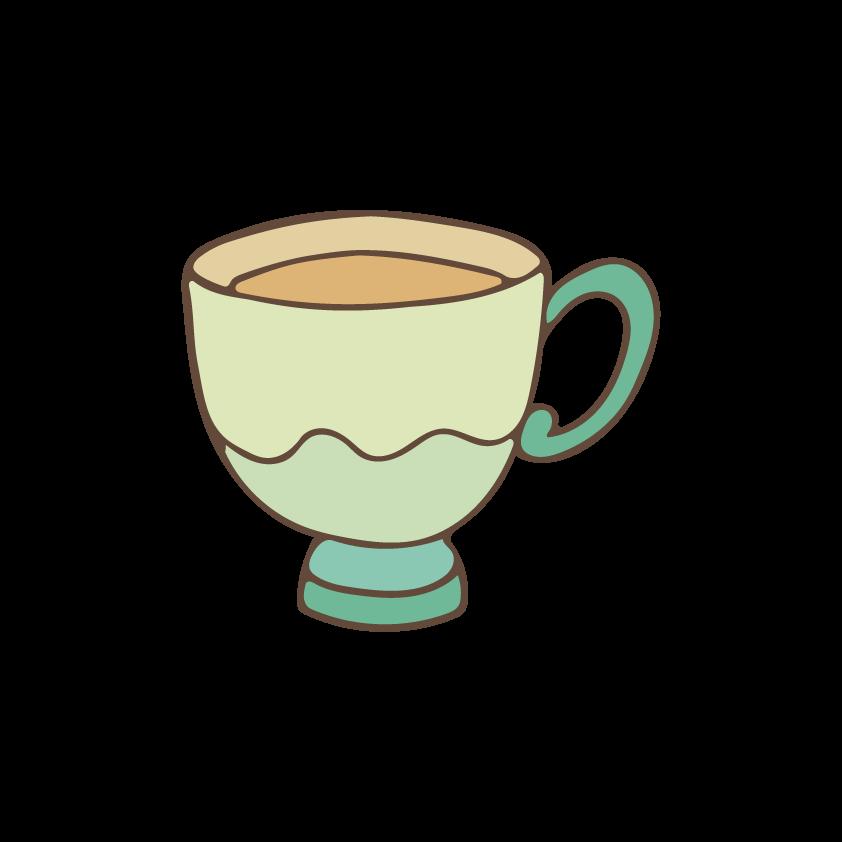 Tea clipart cangkir. Teh free illust net