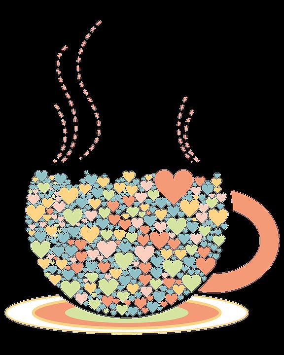 Tea clipart cangkir. Red teacup cliparts shop