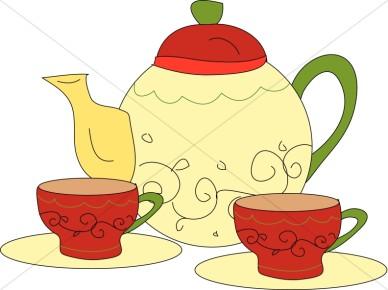 Clip art library . Tea clipart social