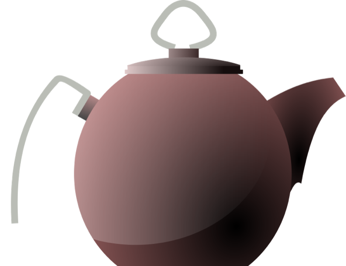 Coffee and animated graphics. Tea clipart steaming bowl