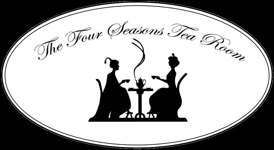 The four seasons room. Tea clipart tea house