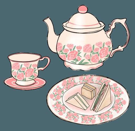 Tea clipart tea house. Backup menu