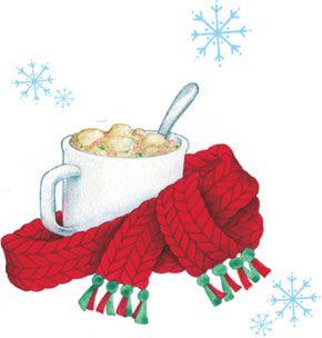 Warmup goosebery patch original. Winter clipart food