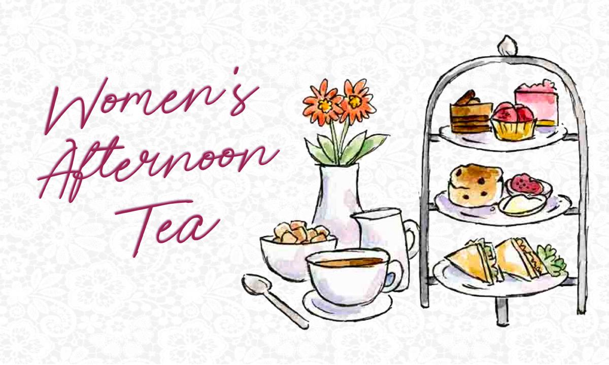 Tea clipart women's. Acgla and tma women