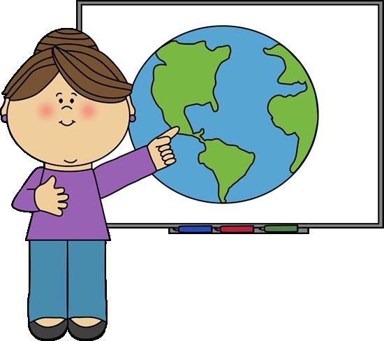 Teacher clip art images. Teach clipart