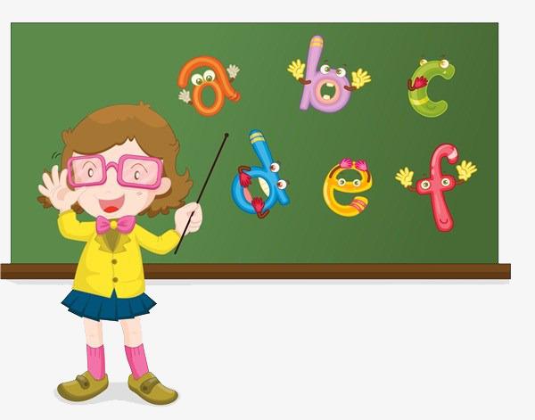 Teachers english teacher letter. Teach clipart