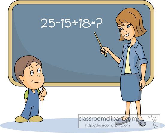 Textbook clipart 6th grade.  math teacher clipartlook