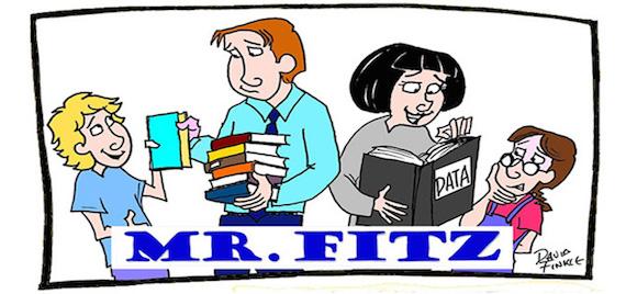 Daily comic strip chronicles. Teach clipart middle school teacher