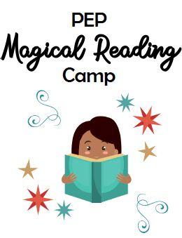 teach clipart reading camp