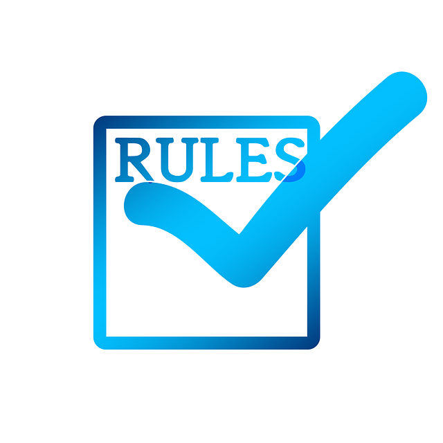 Updated freestyle scholarship rules. Teach clipart rule regulation