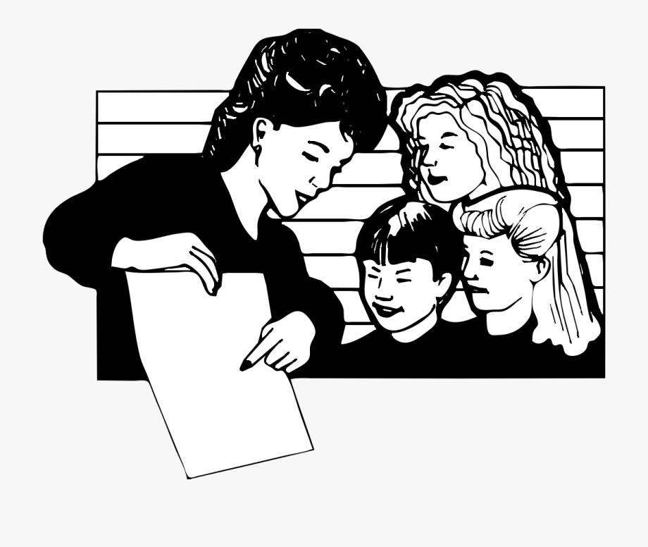 Png teaching black and. Teach clipart teacher model