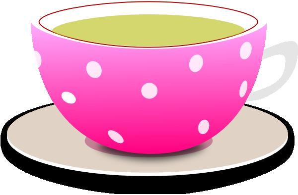 Clip art at clker. Teacup clipart