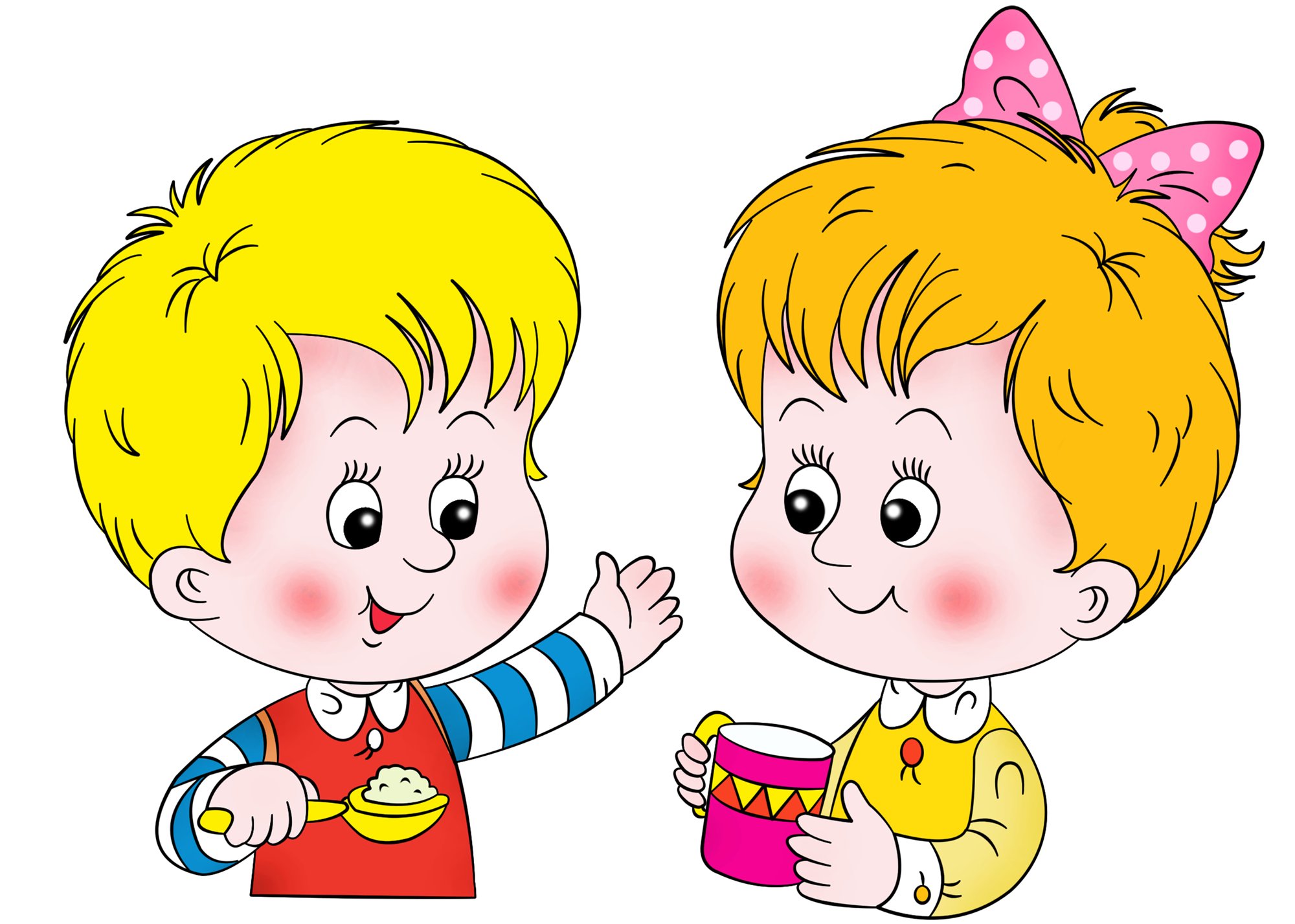 Start fresh with school. Teamwork clipart child