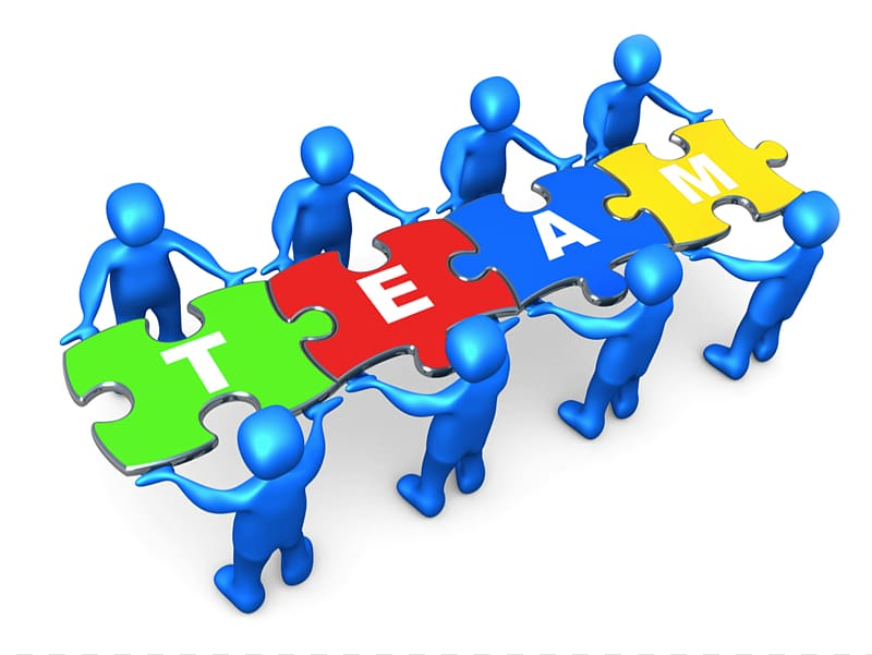 Free content of team. Teamwork clipart construction