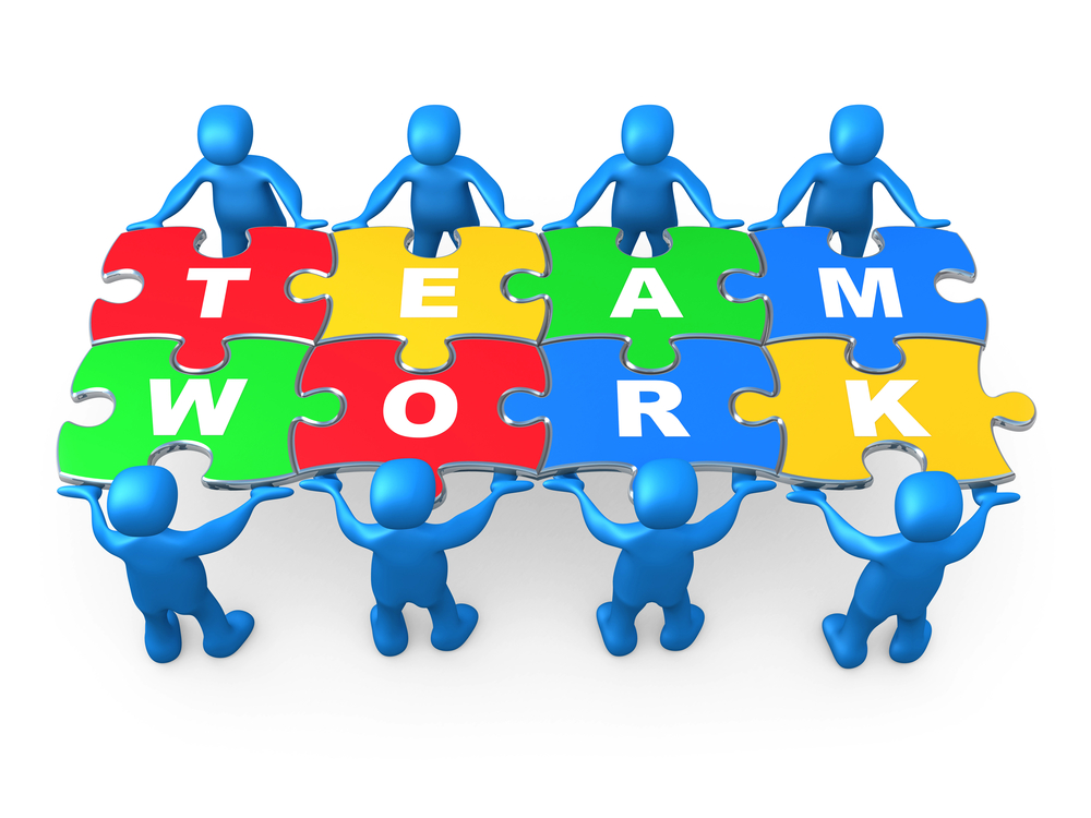 Free team player cliparts. Teamwork clipart contribution