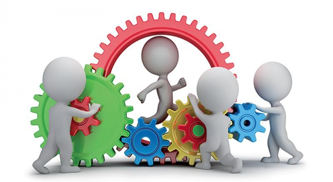 Teamwork clipart leadership. How small shifts in